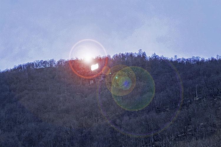 Lo specchio e il sole di Viganella