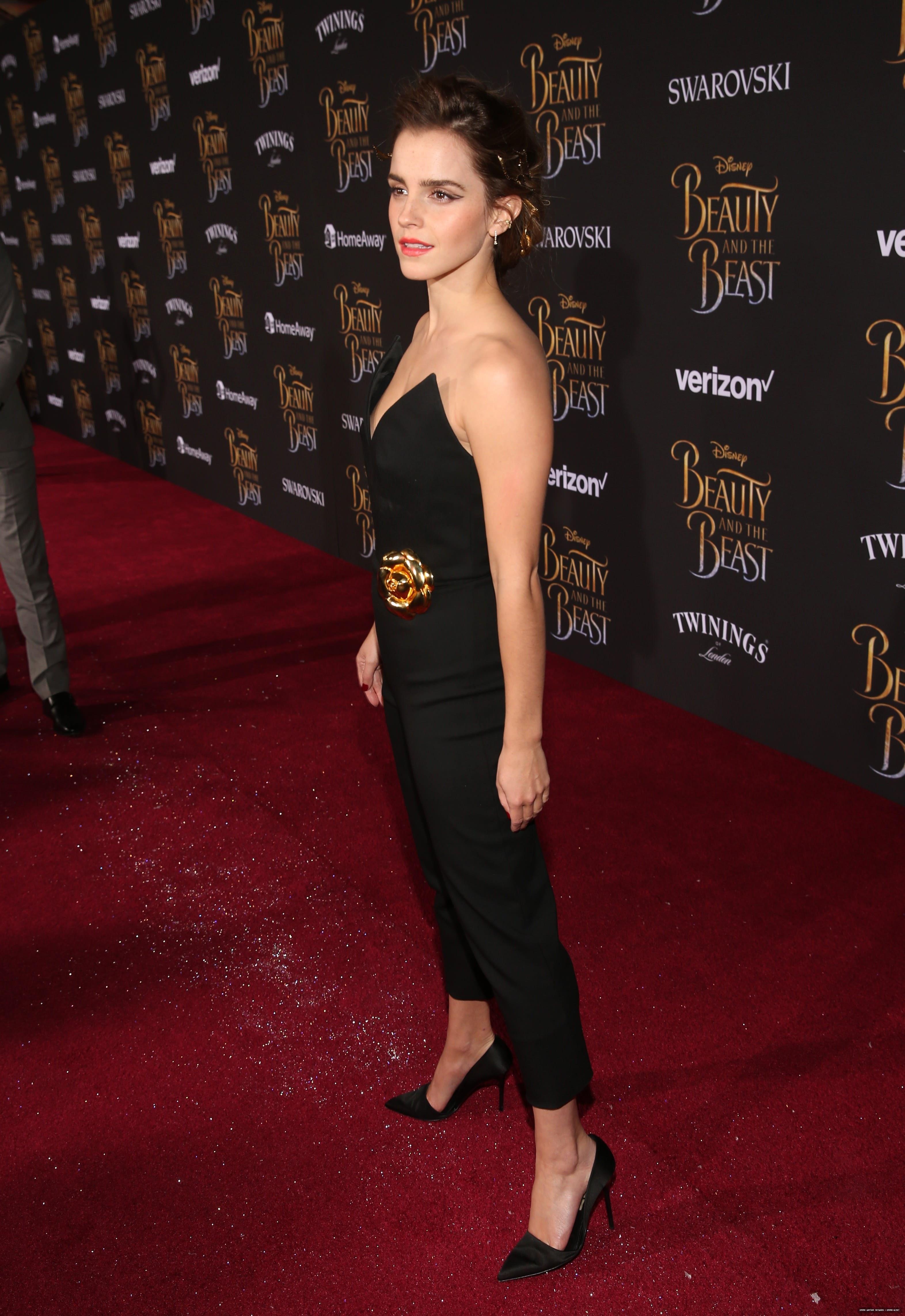 Beauty and the Beast actress Emma Watson
