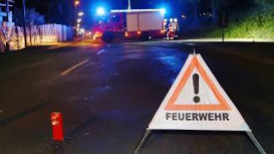 Ataca con hacha a pasajeros tren Baviera, Alemania