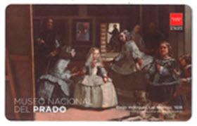 Tarjetas Transporte edición limitada de los Museos del Prado, Thyssen y Reina Sofía