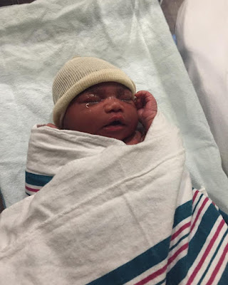 William McDowell Welcomes New Baby Girl