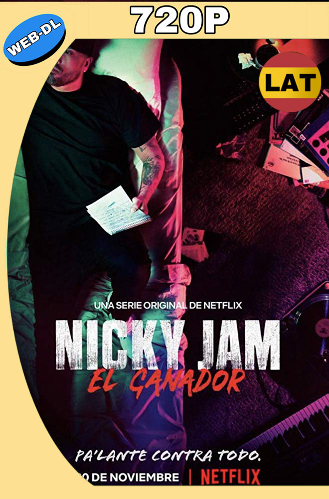 Nicky Jam El Ganador Temporada 1 HD 720p Español Latino