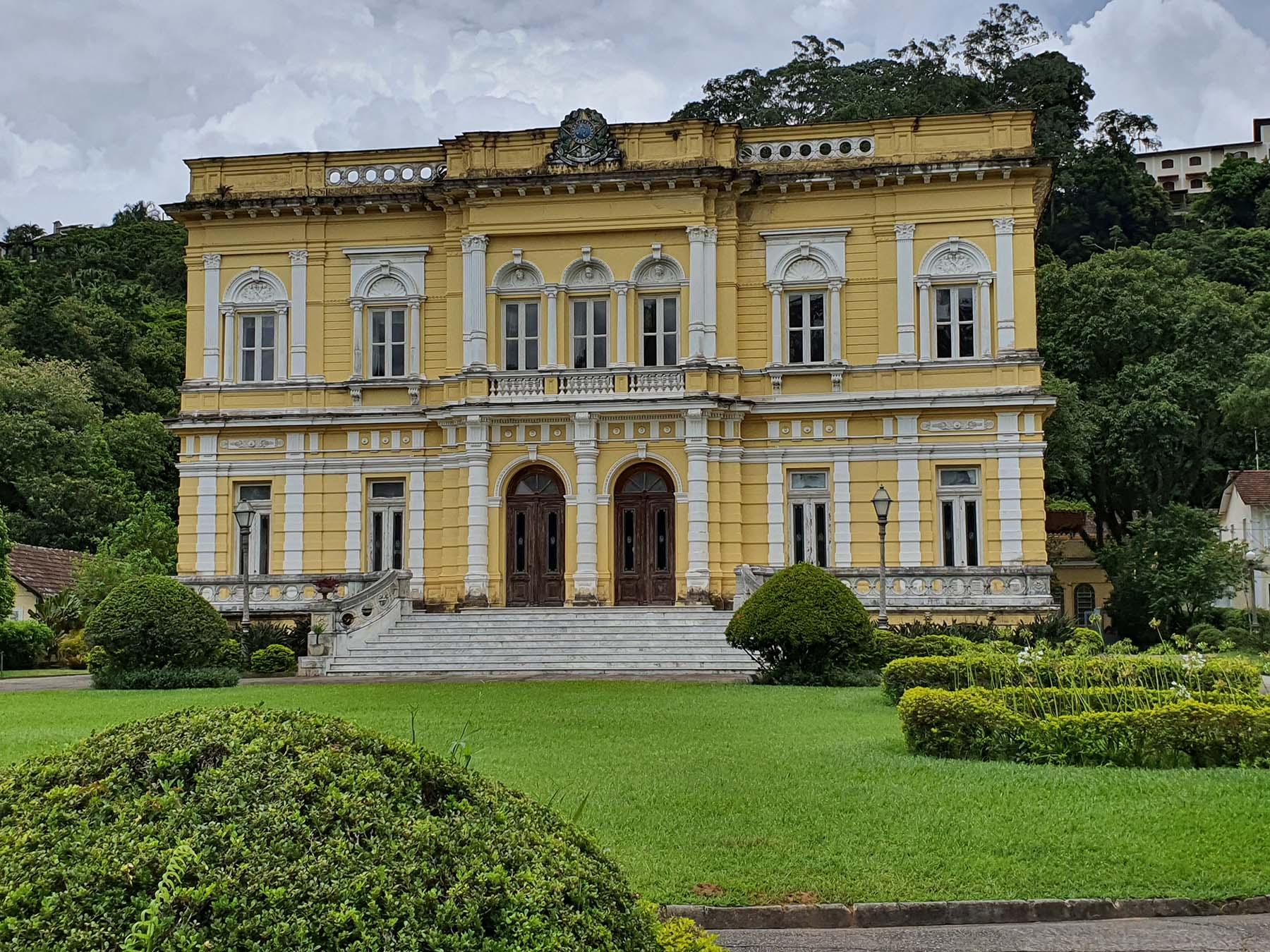 Palácio Rio Negro, Petrópolis,RJ.