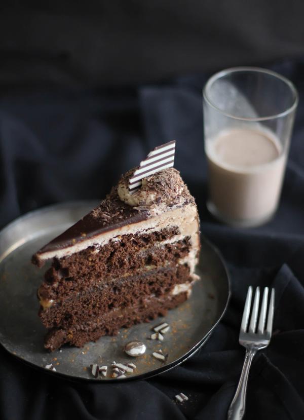 Sins Chocolate Cake Recipe