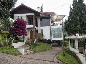 Sewa Villa 3 hari 2 malam Di Lembang