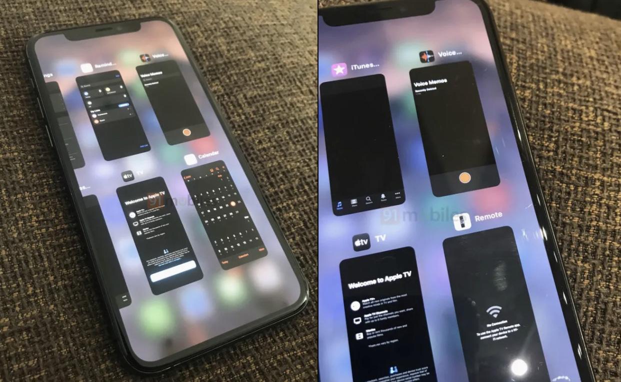 iOS 14 multitasking system revealed