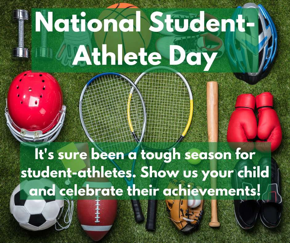 National Student-Athlete Day Wishes Sweet Images