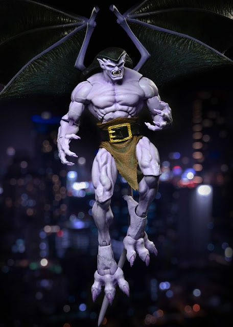 NECA Gargoyles Action Figures