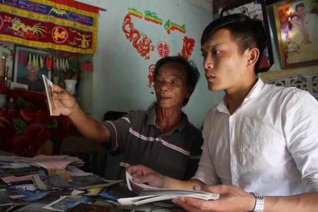 lão nông Phạm Tấn Lực bị dọa giết
