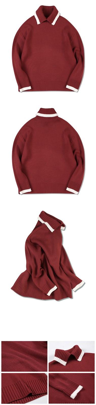 터틀넥 스웨터 가격