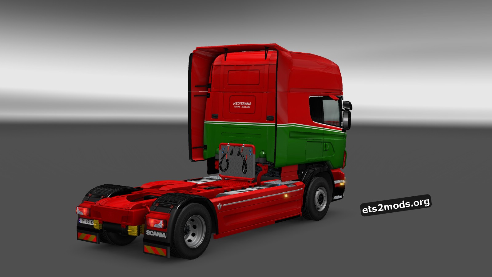 Matthijs B. Bolt Transport Skin for Scania RJL
