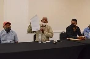 Productores y agricultores exigen devolución de 30 vehículos y equipos incautados por el IAD