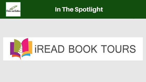 In The Spotlight: iRead Book Tours @iReadBookTours #booktours #giveaway #laurafabiani
