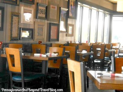 TGI Friday's Restaurant in Harrisburg, Pennsylvania