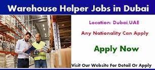 Warehouse Helpers Jobs Vacancy In Dubai 2021