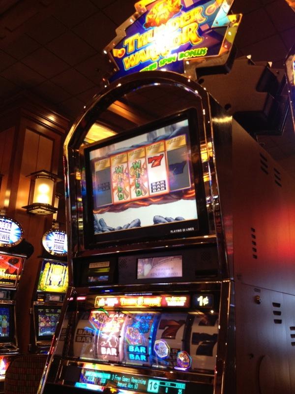 Casino With Slot Machines Los Angeles