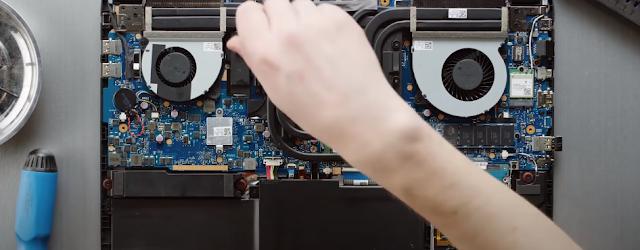 Laptop mà sử dụng CPU AMD thì phải thường xuyên vệ sinh
