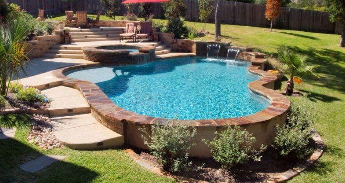 Con decoro piscinas elevadas - Piscinas altas ...