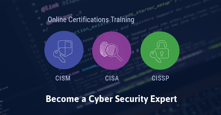 Online IT Security Courses – CISA, CISM, CISSP Certifications