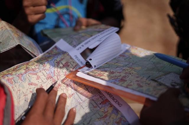 belajar navigasi esar wanadri