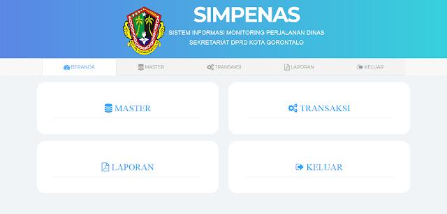 Source Code PHP Sistem Informasi Perjalanan Dinas Pemerintah dengan CI