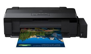 Borderless get-go inward the globe to implement the infusion organisation  EPSON L1800 Printer Driver Download