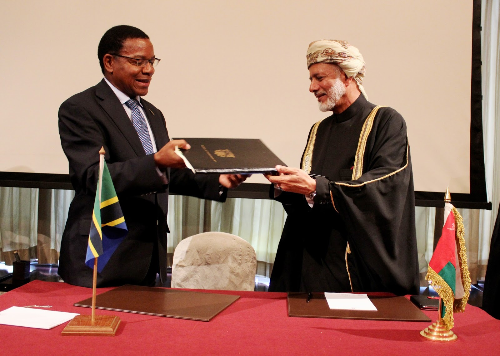 Ministry of Foreign Affairs and East African Cooperation: Tanzania