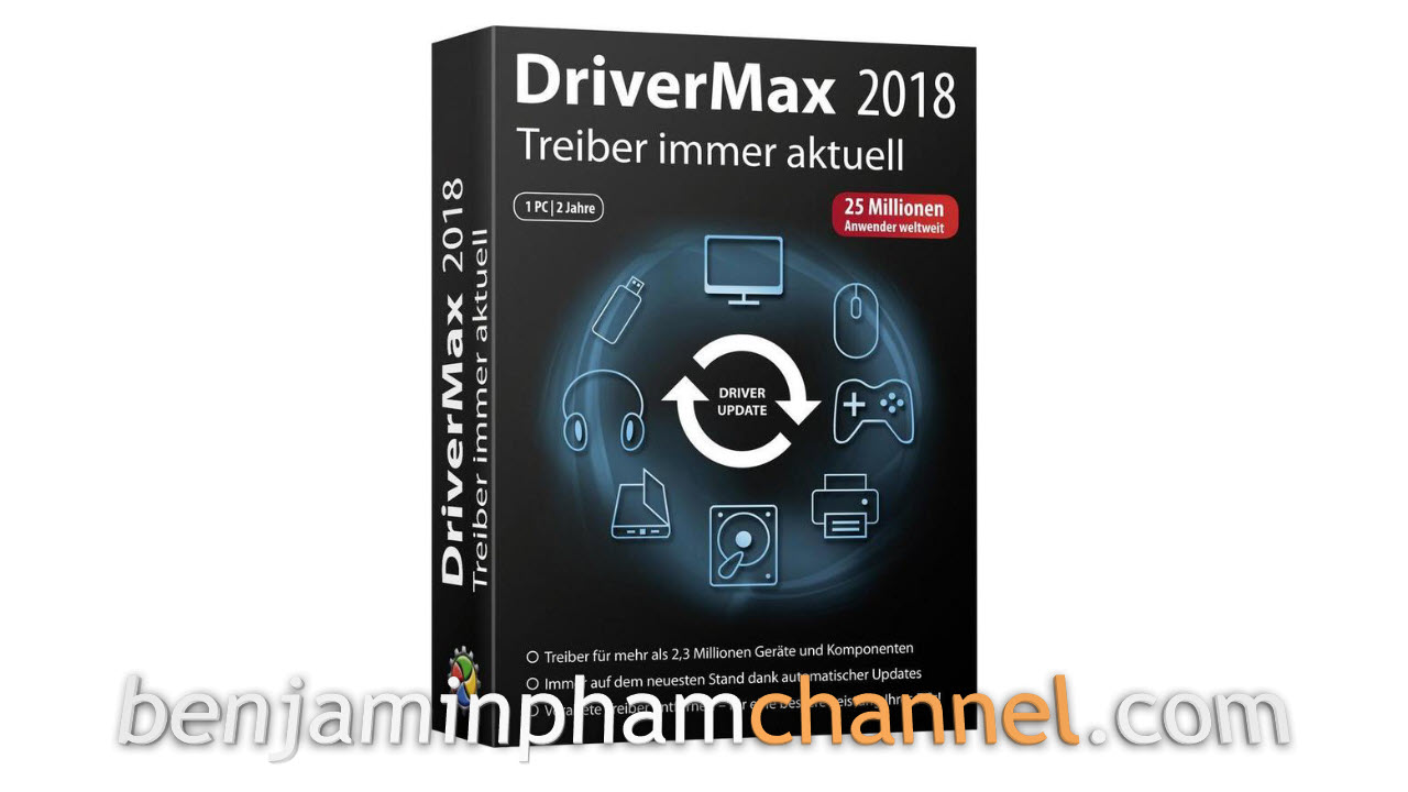 drivermax 2018 download
