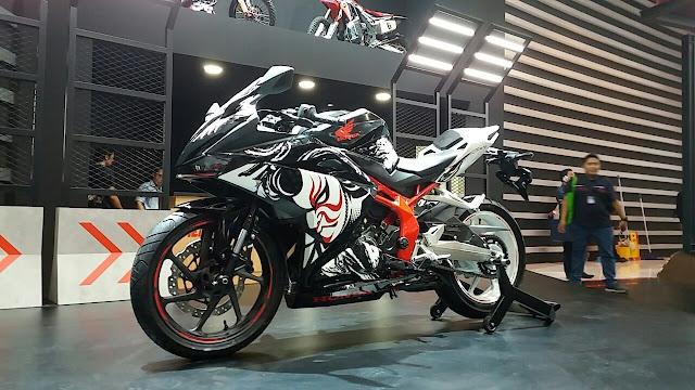 Honda Hadirkan CBR250RR Edisi Spesial