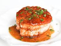 Resep Masakan Ikan Salmon Dengan Magical Butter Sauce