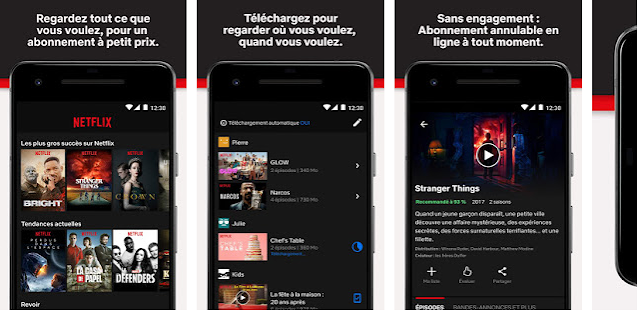 La tendance actuelle est résolument aux services de messagerie ... des meilleures applications de SMS sur Android en 2019. On en a retenu six au total. Parmi elles se trouve forcément Android ...
