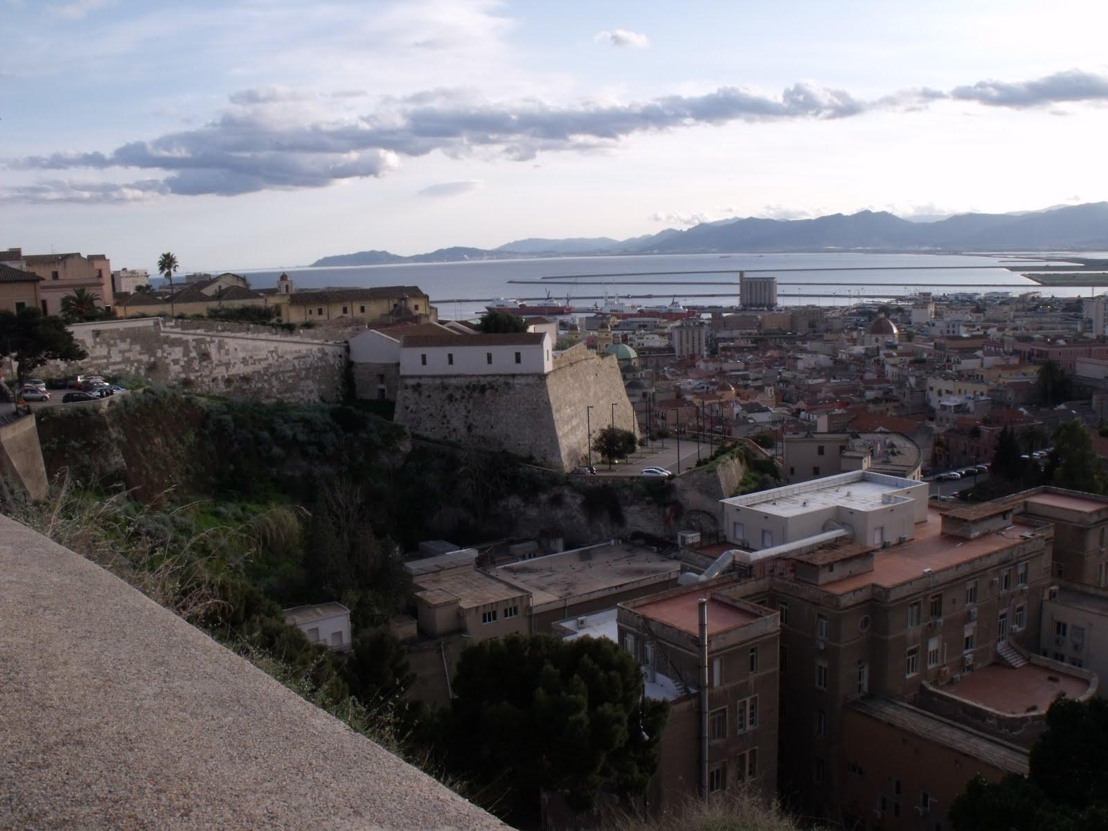 cagliari bastione di santa croce italy - photo#44
