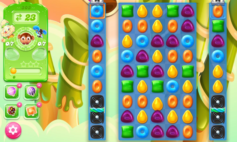 Candy Crush Jelly Saga 303