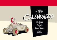 Calendario 2020  Raúl Cuadrado