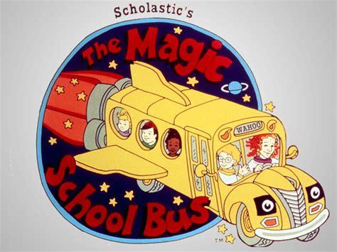 کارتون اتوبوس جادویی