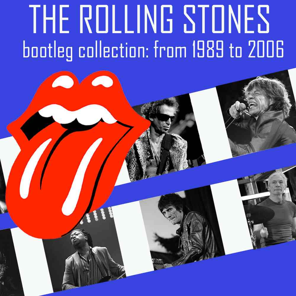 bootleg addiction: Rolling Stones: Bootleg Collection- From