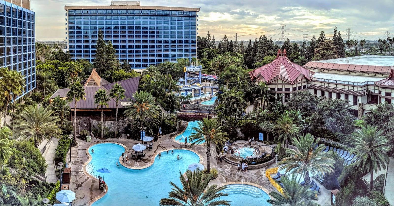 Anaheim Hotels With Kitchen Near Disneyland Outdoor Patio Review Hotel