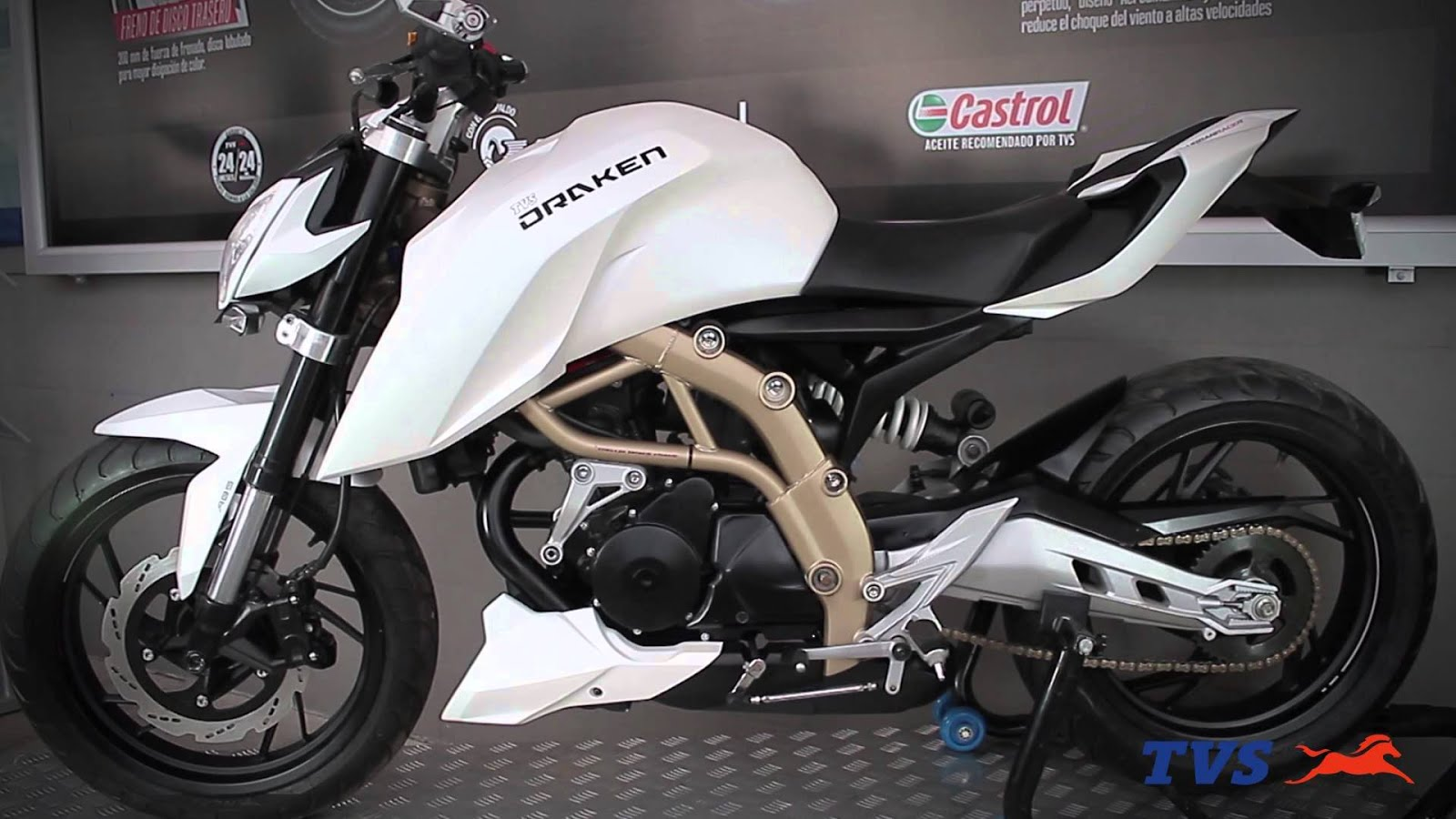 tvs draken price in india, launch date, mileage, specification