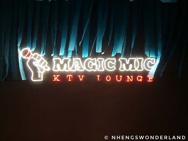 Magic Mic KTV Lounge in Antipolo