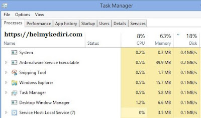 buka task manager