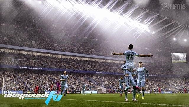 Fifa 15 Aguero Celebracion