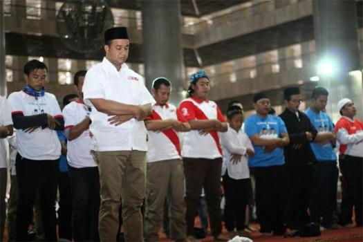 PKS soal Anies: Jangan Sampai Baru Satu Rakaat Terus Imamnya Kabur