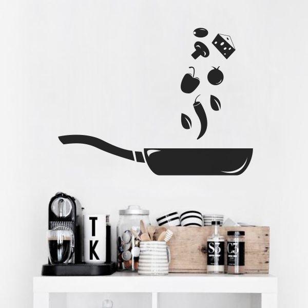 Decorative Vinyls for Kitchen 6