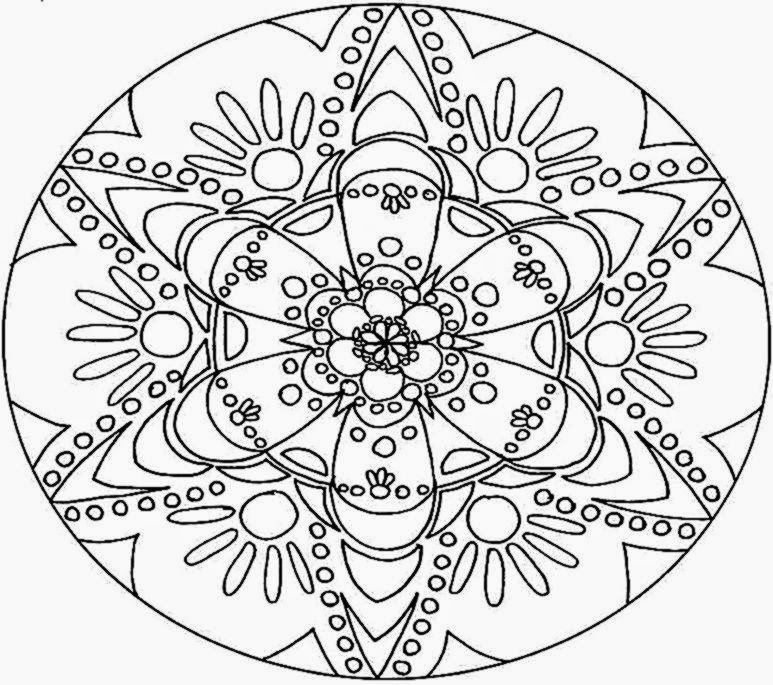Free Coloring Sheet: Coloring Sheets For Teens