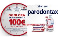 """Concorso """"Vinci con Parodontax - Ora di vincere"""" : 672 buoni spesa da fino a 100 euro"""
