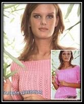 Vyazanie spicami dlya jenschin ajurnii pulover so shemoi i opisaniem vyazaniya (3)