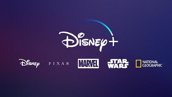 Disney + - As melhores series e filmes que aí vêm!