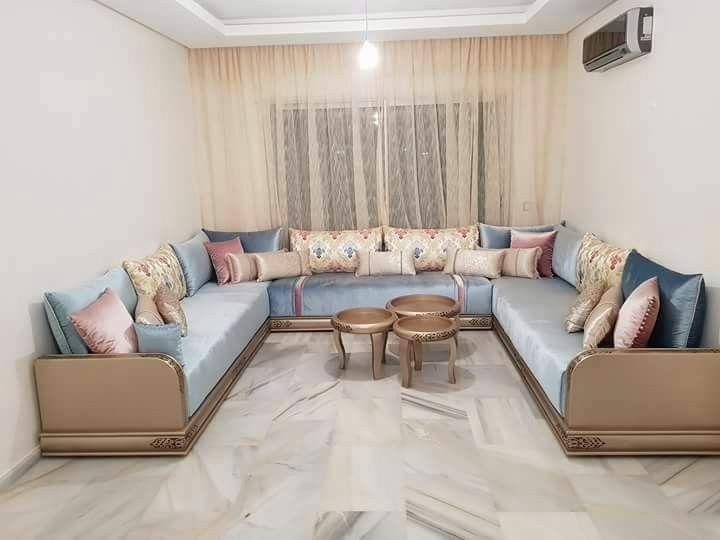 Salon marocain haute gamme 2019 - 2020