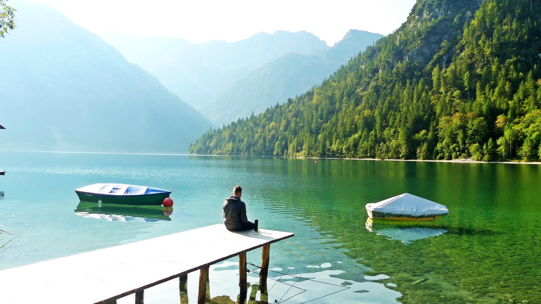 Jeziora austriackiego Tyrolu