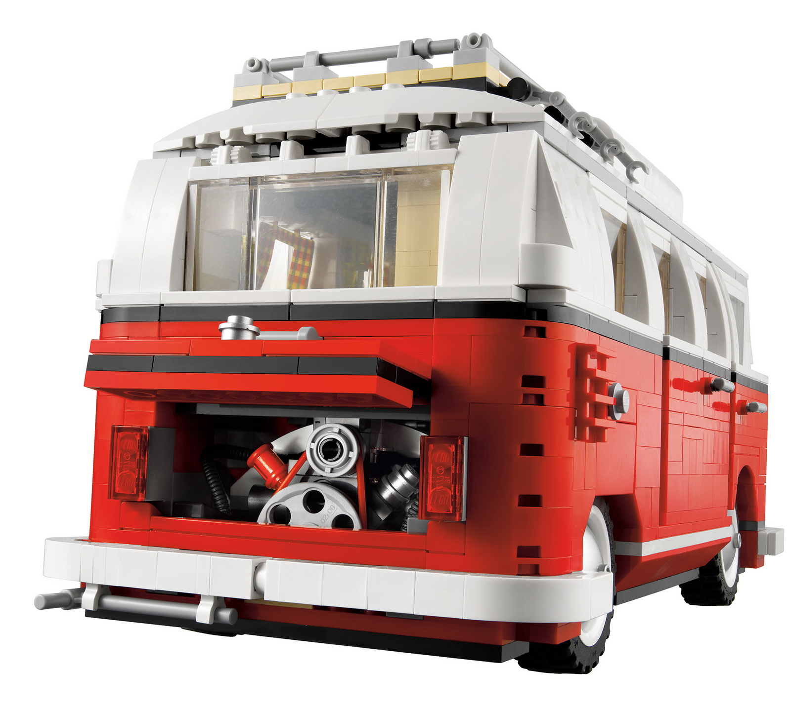 lego set database 10220 volkswagen t1 camper van. Black Bedroom Furniture Sets. Home Design Ideas